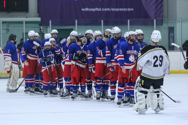 2015-12-5 WHS Hockey @ Dover Ice Arena Jamboree