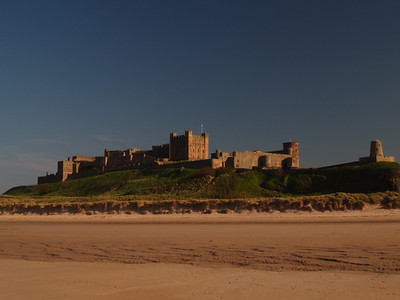 Northumberland - May 2008