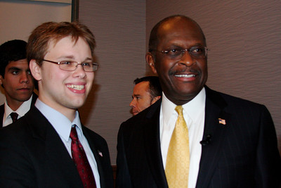 2011 Herman Cain Event