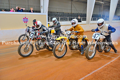 2014 Priceville AL AHRMA National Fat Track