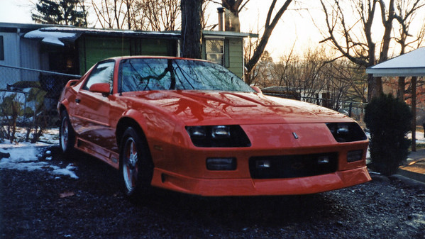 March 10, 1995:  Trading in the Camaro Z28 .  .  .