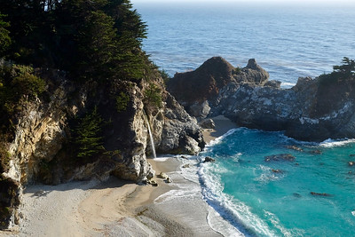 Carmel and Big Sur