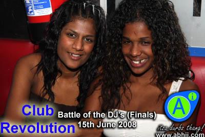 Club Revolution - 15th June 2008