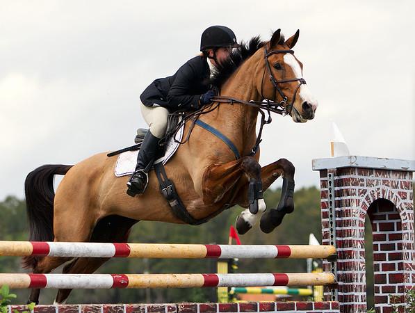 Ocala Horse Trials Winter II - February 2012