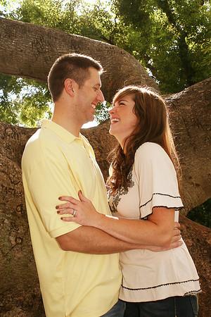 Jeff and Lauren