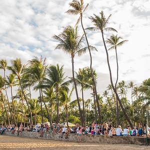 Waikiki Rough Water Swim 2017