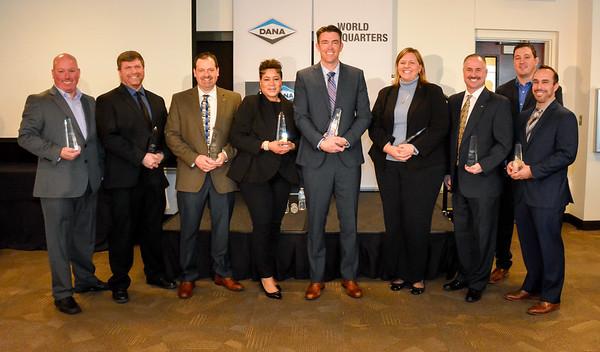Dana President's Awards