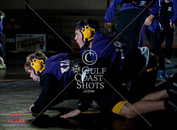 2011-11-30 Wrestling St. John's @ Kinkaid - War on the Floor