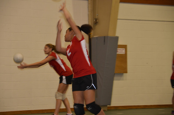 Middle School JV & Varsity Winter Volleyball: GA vs. The Shipley School