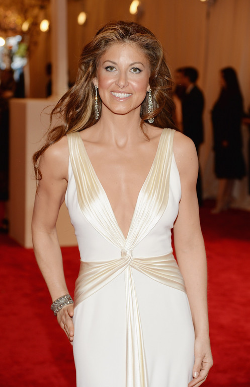 """. Dylan Lauren attends the Costume Institute Gala for the \""""PUNK: Chaos to Couture\"""" exhibition at the Metropolitan Museum of Art on May 6, 2013 in New York City.  (Photo by Dimitrios Kambouris/Getty Images)"""