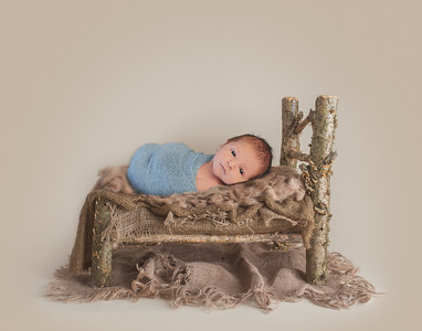 Thomas' Newborn Session