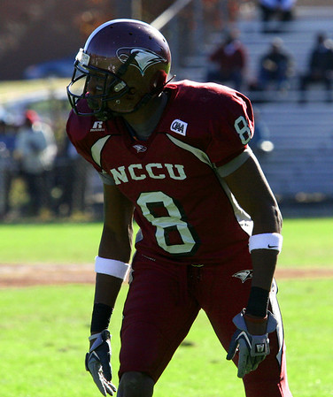 NCAA Division II 2nd Round Playoff (NCCU Vs Delta State University)