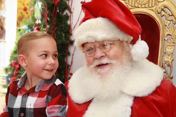 Santa Portraits 2016