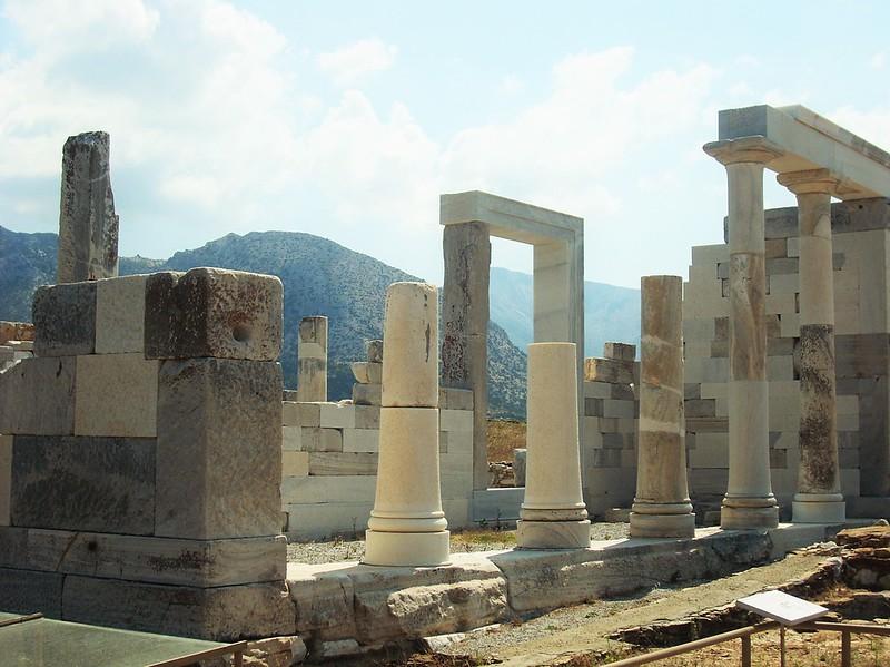 Greek island hopping - Delos