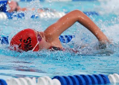 Swim Team: sienna sharks 07.02.08
