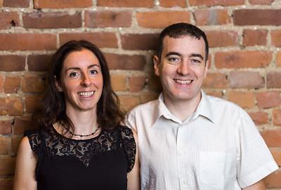 Anthony et Isabelle