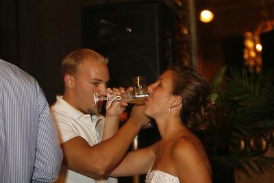 Julie and Matthew Rich Wedding Reception