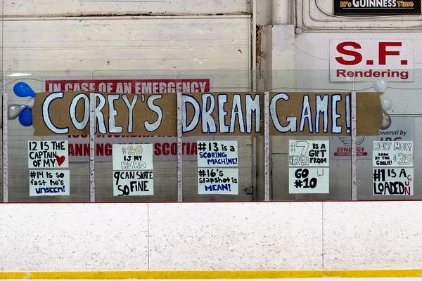 Corey's Dream Game