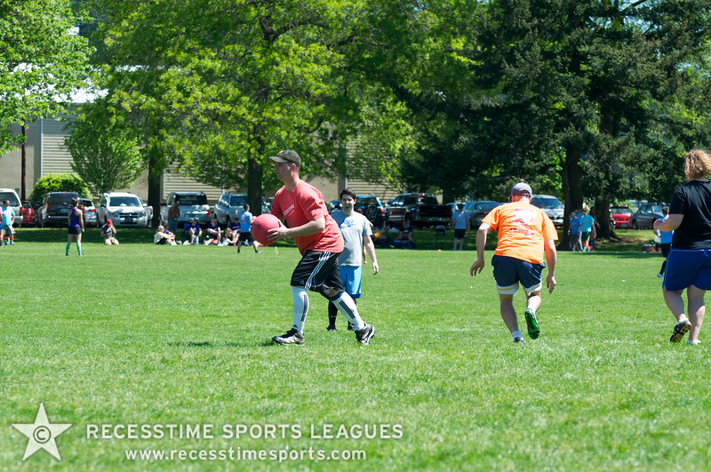 Recesstime Sports Leagues Portland Kickball Spring 2013 Dodgeball Bowling Ping Pong Mushball - 077