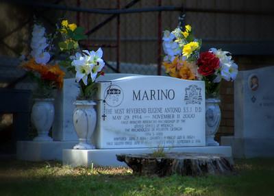 Biloxi Cemetery Tour 2013