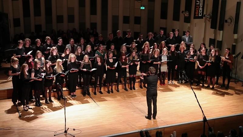 Nachtlied - ODM koor Olv Servaas Schreuders