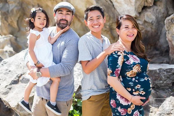 Villalon Family Beach Shoot Full