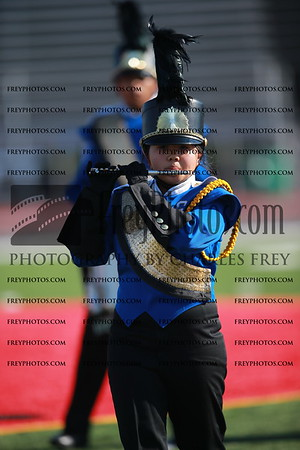 Gilroy Marching Mustangs
