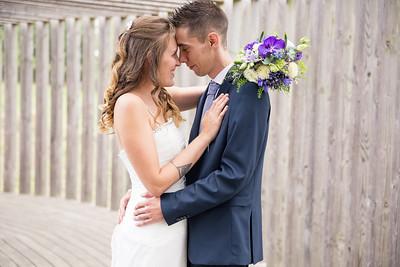 Huwelijk Kristof & Stephanie