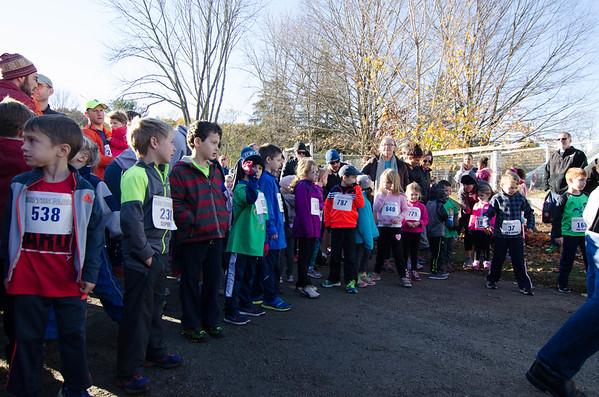 Ciorsdan Conran - Younger Kids Race - 2016
