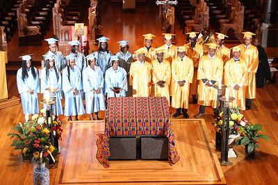 St. Mary's School 2016 Graduation