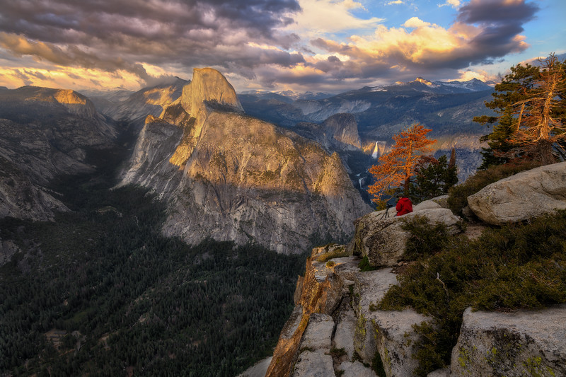 Yosemite NP, California USA