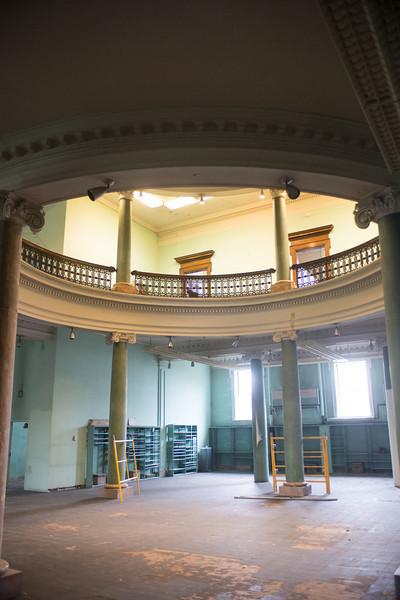 Normal Hall Renovation