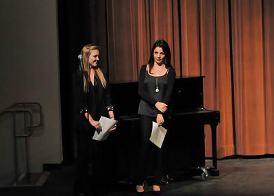 Chamber Ensemble 1-27-2012