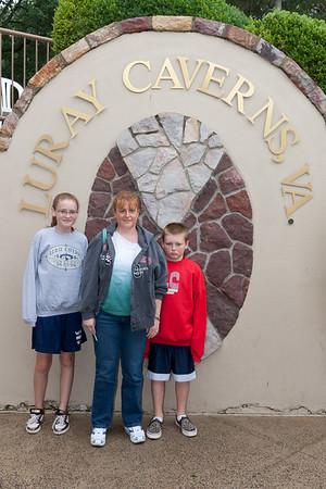 Luray Caverns (15 Aug 2010)