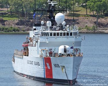 USCGC Spencer (WMEC-905)