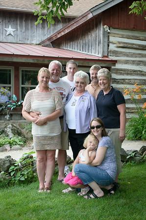 Tretow Family Reunion 2014