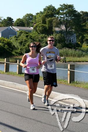 5 kilometers — Nun Run — 2008