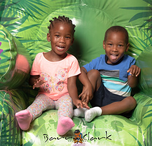 Fun at Monkey Joes