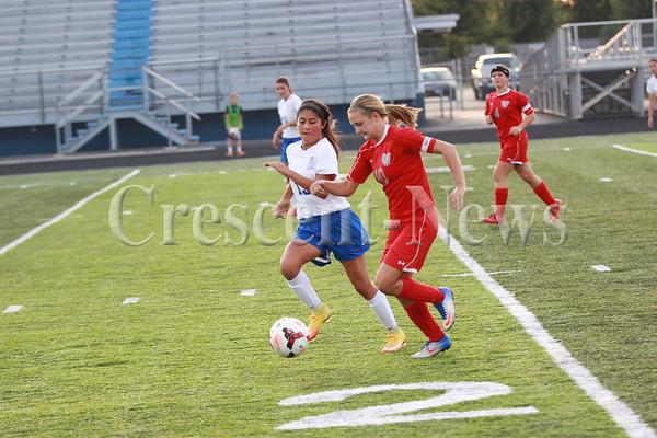10-04-16 Sports Van Wert @ DHS Girls Soccer