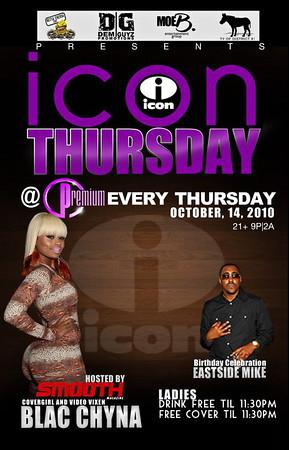 Icon Thursday 10-14-2010