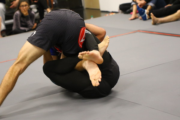 Late Afternoon 2nd Mamba Jiu Jitsu Classic