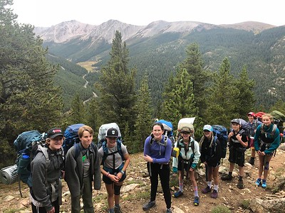 Middle School Fall Outdoor Ed 2018: not yet sorted