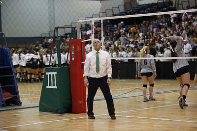 Volleyball State Semi-Finals vs St. Thomas More