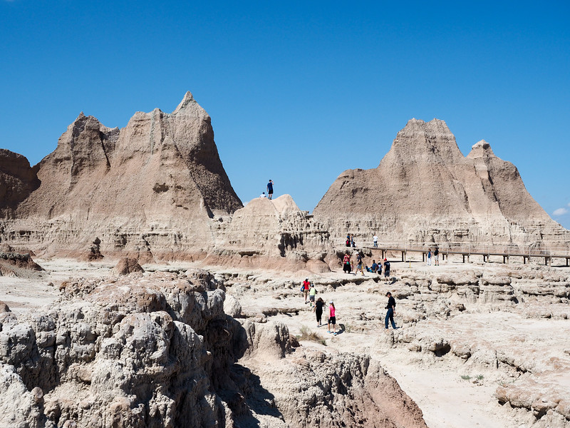 Door Trail in Badlands National Park