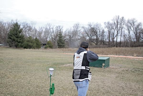 Trapshooting- Red Cedar Shooters