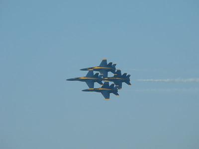 Fleet Week 06 Air Show