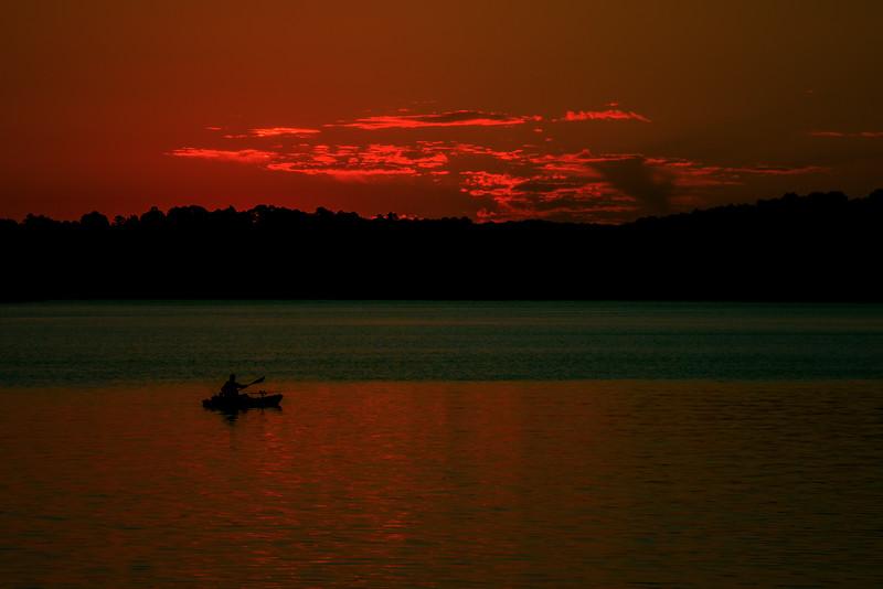 7.8.18 - Beaver Lake