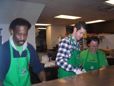 2012 MLK Day Starbucks