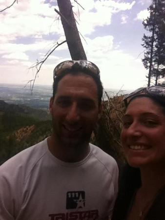 Terri visits Colorado