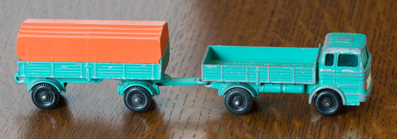 Matchbox #1 and #2